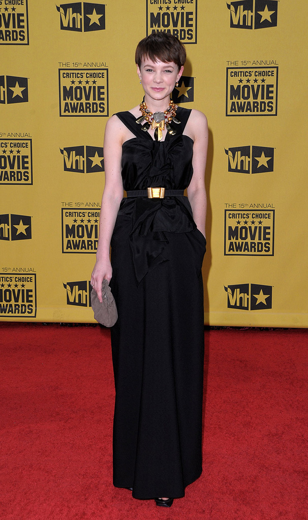 15th Annual Critic's Choice Awards 2010 Carey Mulligan
