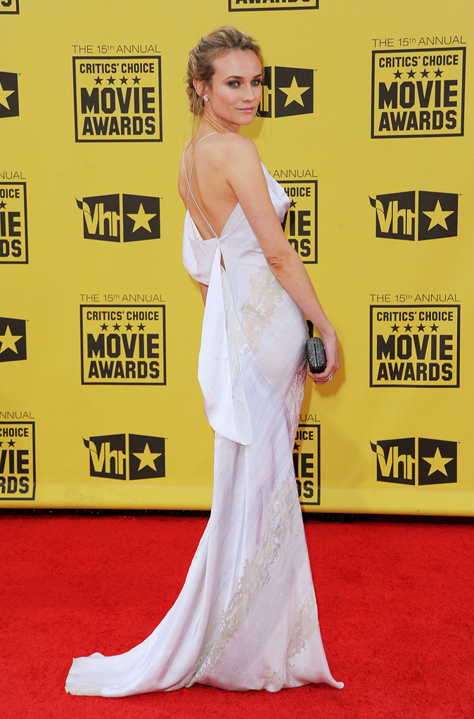 15th Annual Critic's Choice Awards 2010 Diane Kruger