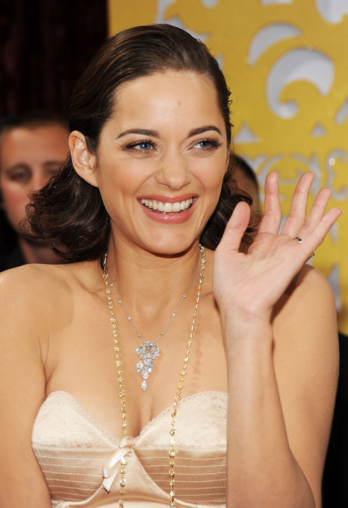 15th Annual Critics' Choice Awards 2010 Marion Cotillard