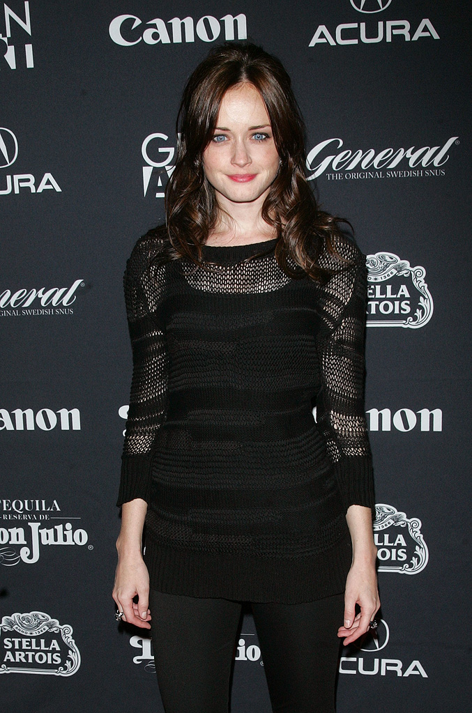 15th Annual Gen Art Film Festival 2010 Alexis Bledel