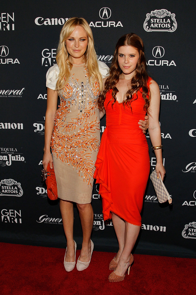 15th annual Gen Art Film Festival HappyThankYouMorePlease premiere 2010 Malin Akerman Kate Mara