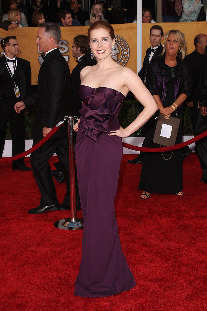 15th annual screen actor guild awards 2009 amy adams