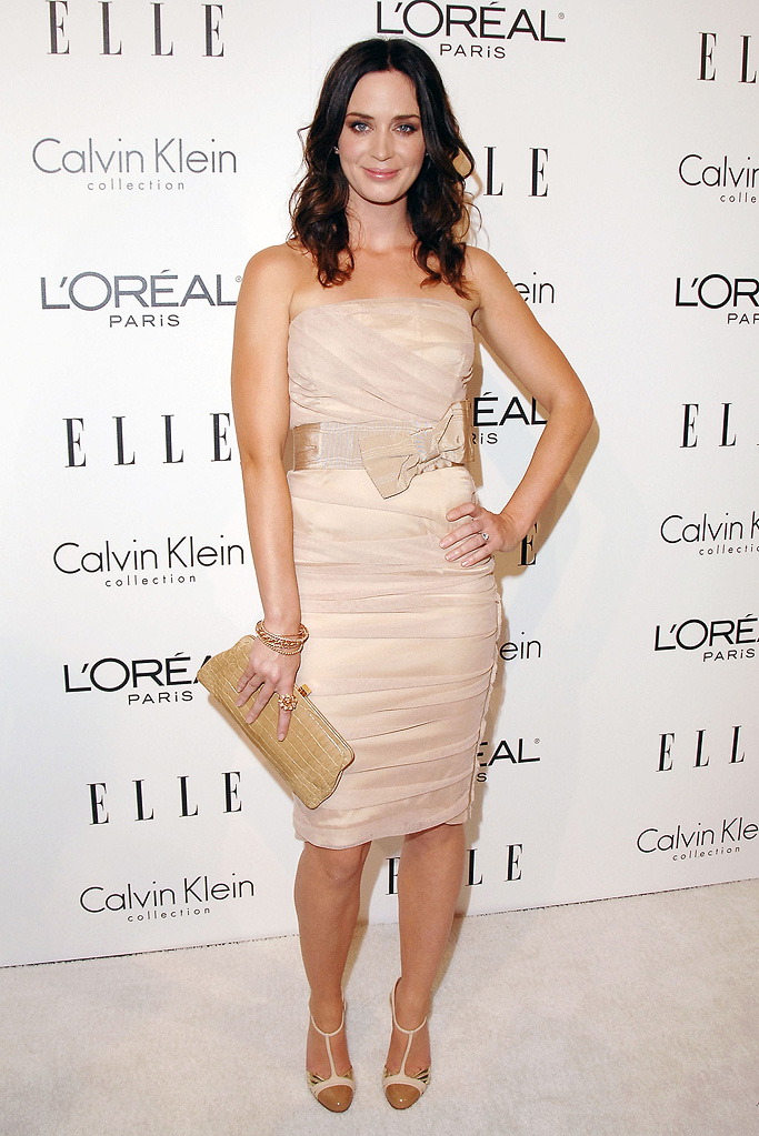 16th Annual Elle Women in Hollywood Tribute 2009 Emily Blunt