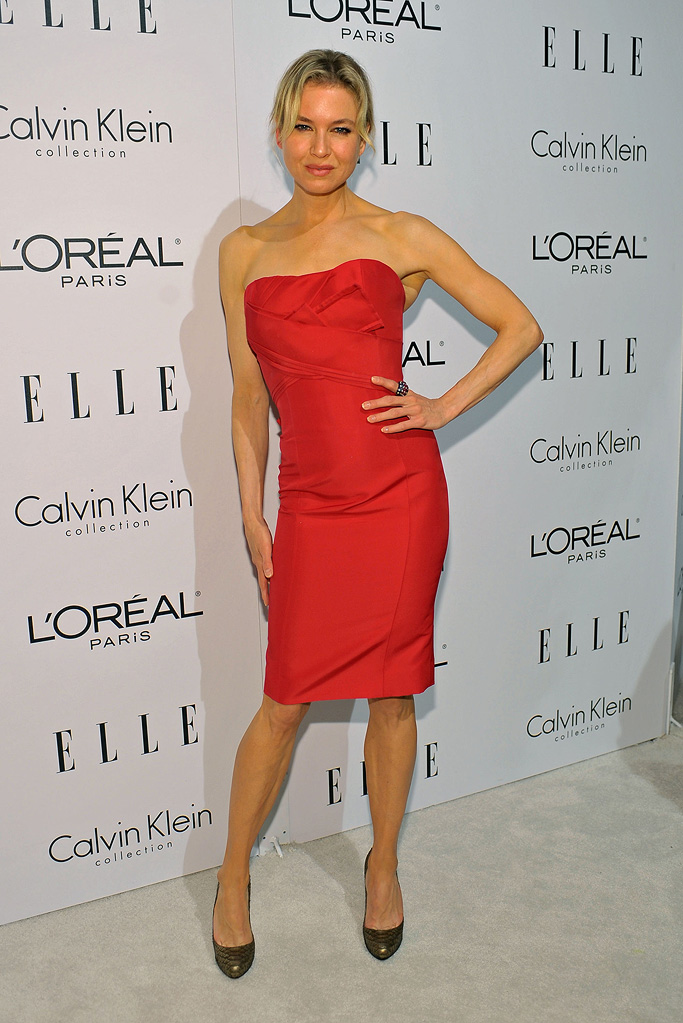 16th Annual ELLE Women in Hollywood Tribute 2009 Renee Zellweger