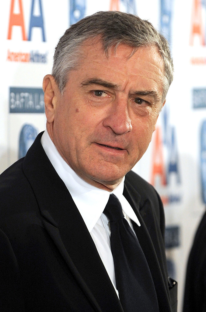 18th Annual BAFTA/LA Britannia Awards 2009 Robert DeNiro