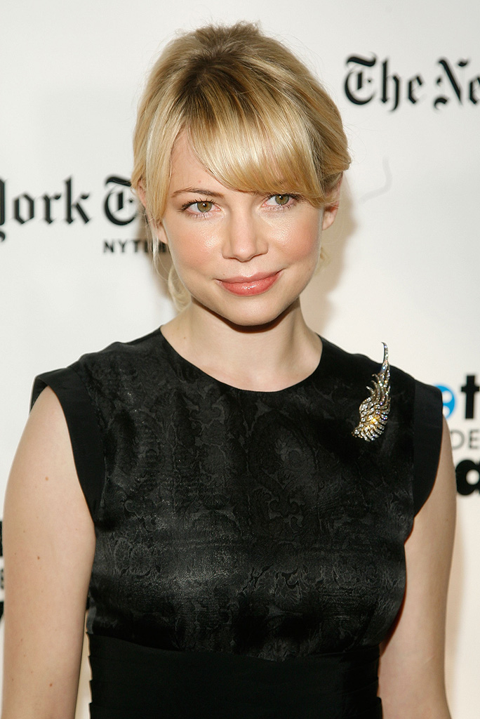 18th Annual Gotham Independent Film Awards NY 2008 Michelle Williams
