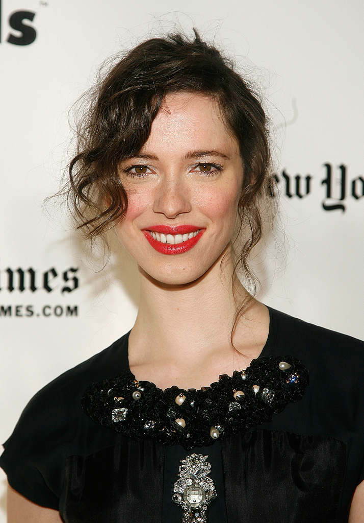 18th Annual Gotham Independent Film Awards NY 2008 Rebecca Hall
