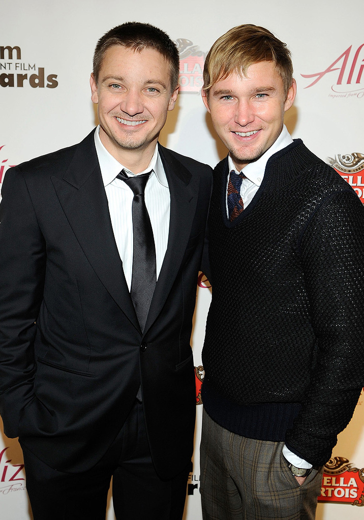 19th Annual Gotham Independent Film Awards 2009 Jeremy Renner Brian Geraghty
