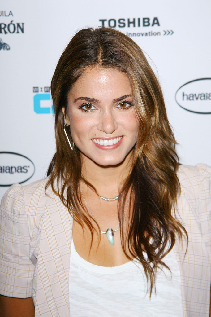 2009 Comic Con Wired Cafe Nikki Reed