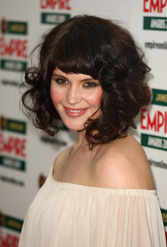 2009 Empire Awards UK Gemma Arterton