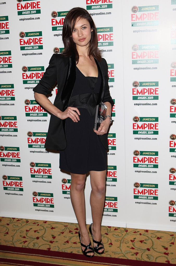 2009 Empire Awards UK Olga Kurylenko