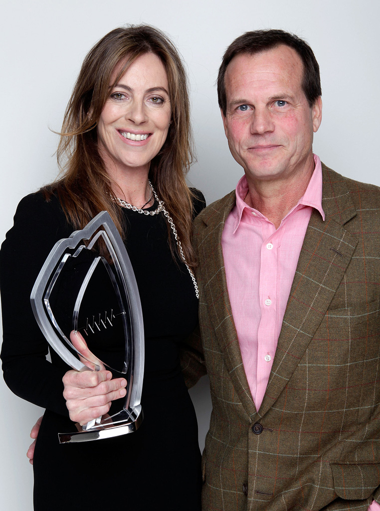 2009 Hamilton Behind The Camera awards Kathryn Bigelow Bill Paxton