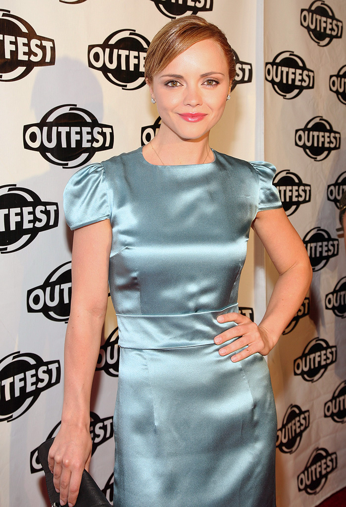 2009 Outfest Opening Night Gala Christina Ricci