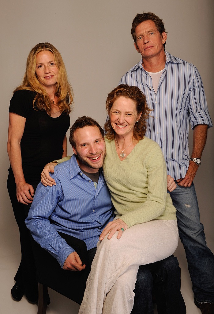 2009 Tribeca Film Festival Portraits Elisabeth Shue Thomas Haden Church Jake Goldberger Melissa Leo