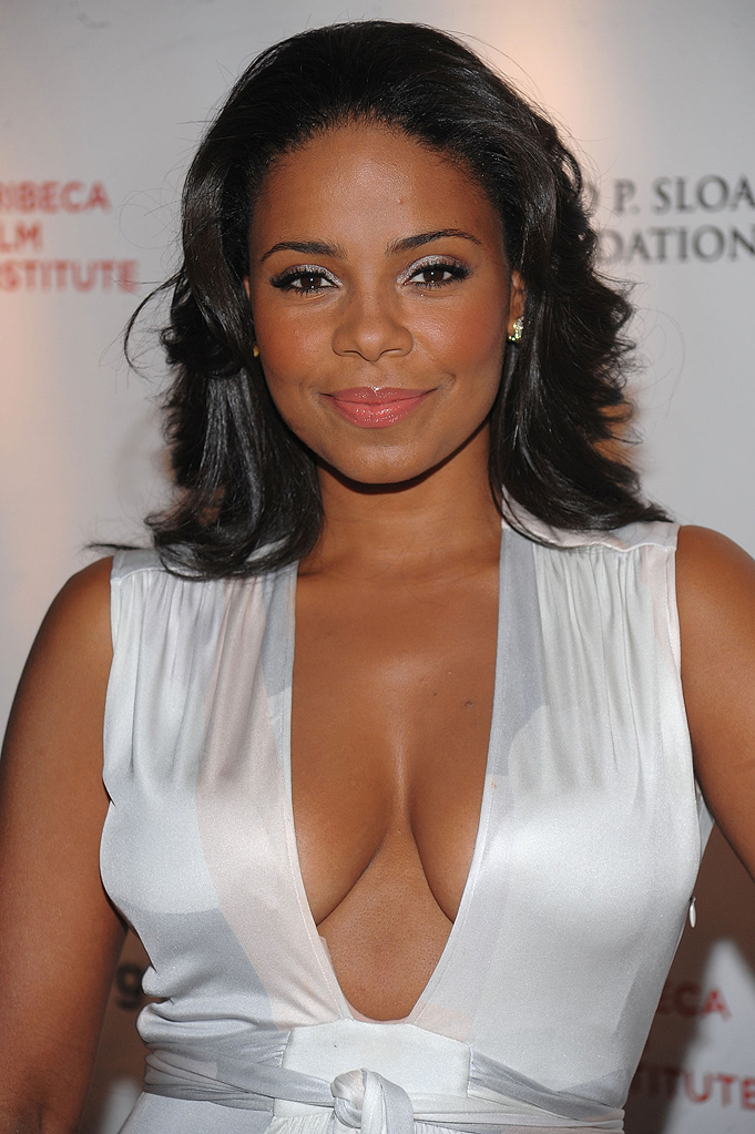 Sanaa Lathan tries 'Something New' - today > entertainment - today ...