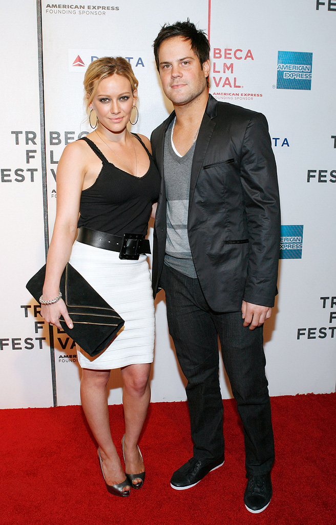 2009 Tribeca Film Festival Stay Cool Hilary Duff Mike Comre
