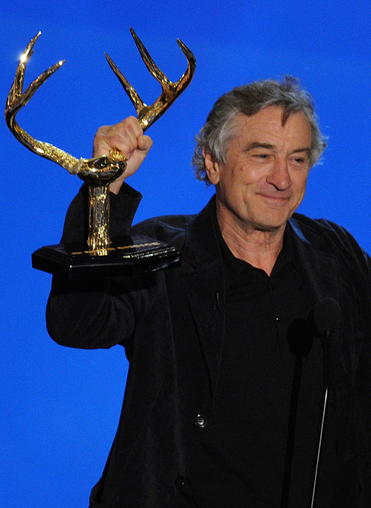 2010 guys choice awards Robert Deniro