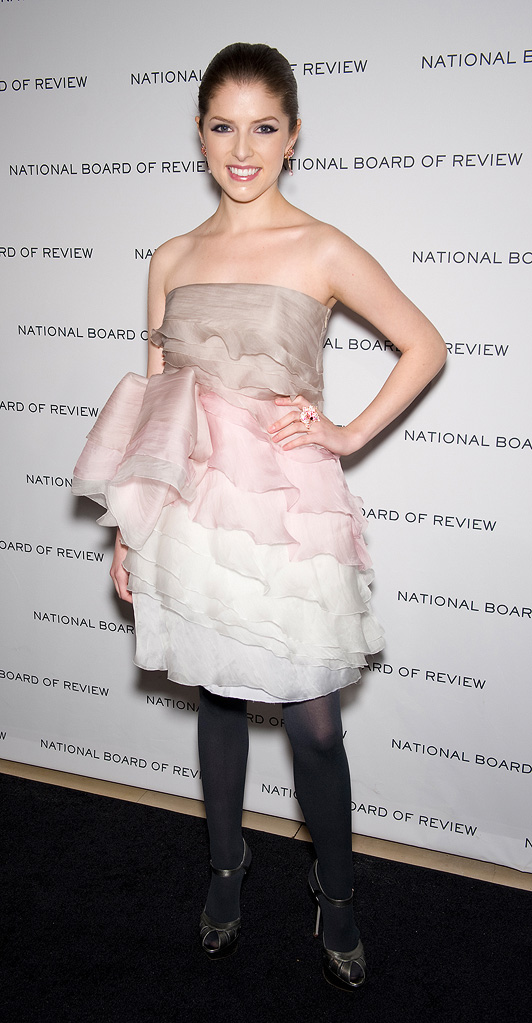 2010 National Board of Review Awards Gala Anna Kendrick
