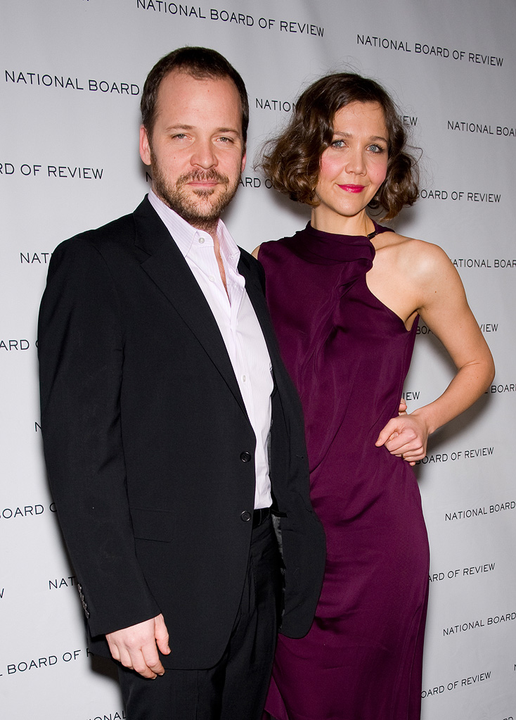 2010 National Board of Review Peter Sarsgaard Maggie Gyllenhaal