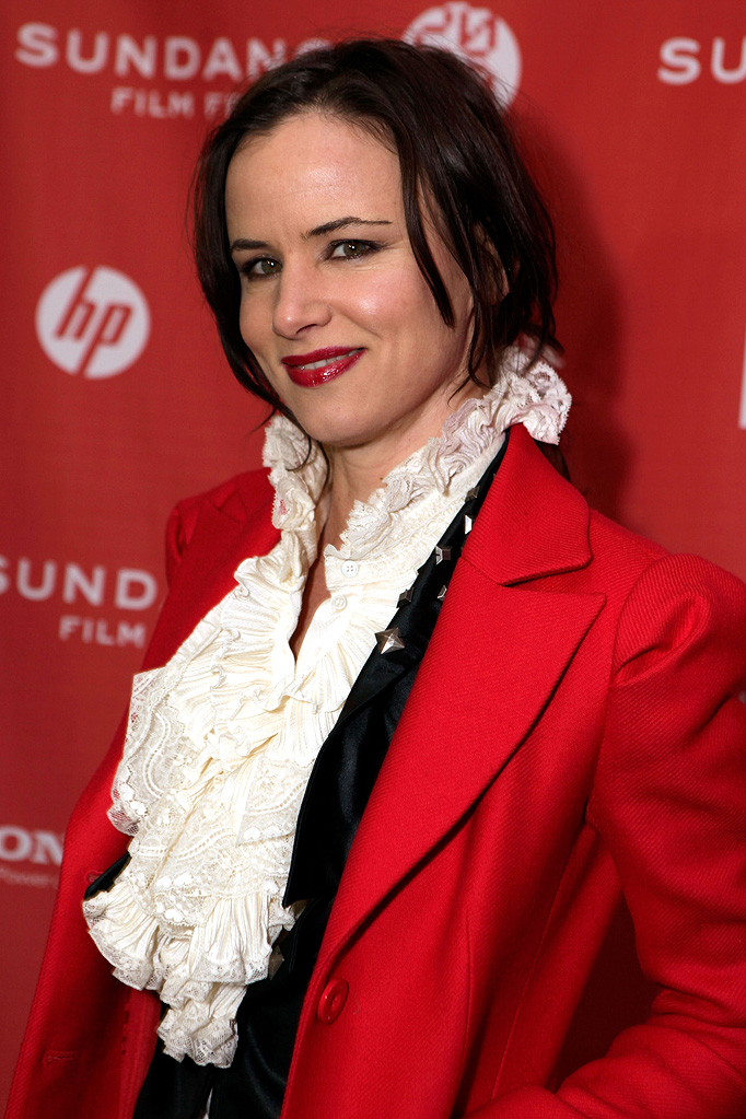 2010 Sundance Film Festival Events Juliette Lewis