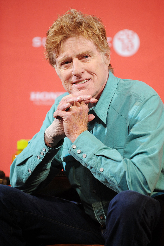 2010 Sundance Film Festival Events Robert Redford