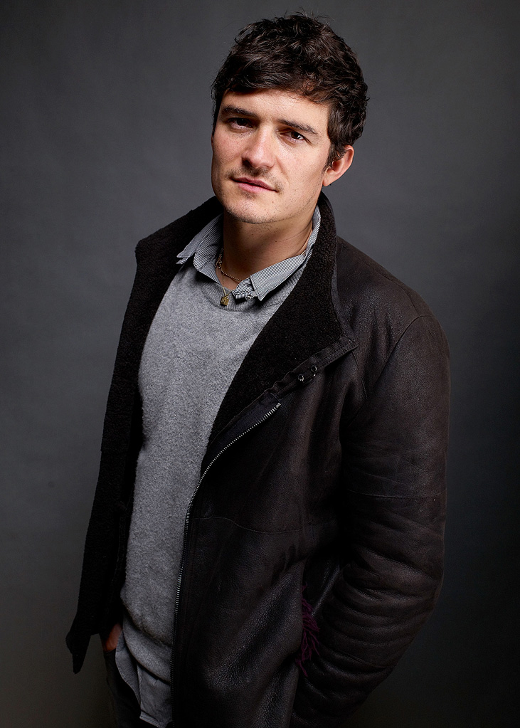 2010 Sundance Film Festival Portraits Orlando Bloom