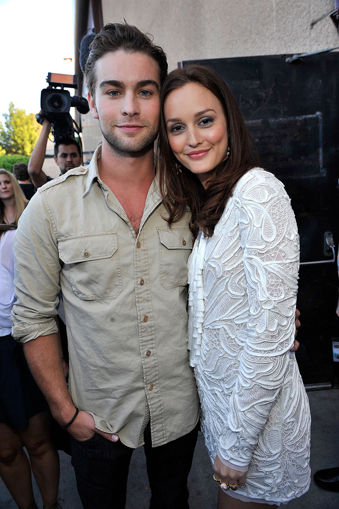 2010 Teen Choice Awards Chace Crawford Leighton Meester