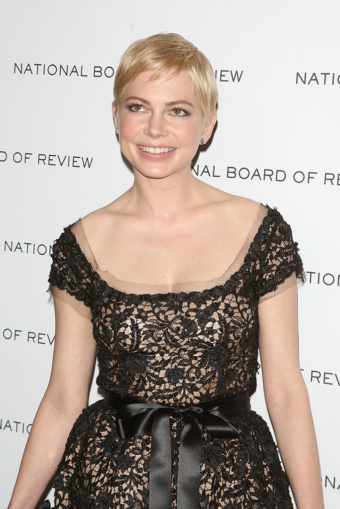 2011 National Board Of Review Of Motion Pictures Gala Michelle Williams