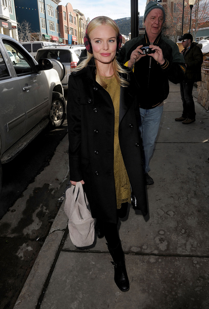 2011 Sundance Film Festival Kate Bosworth