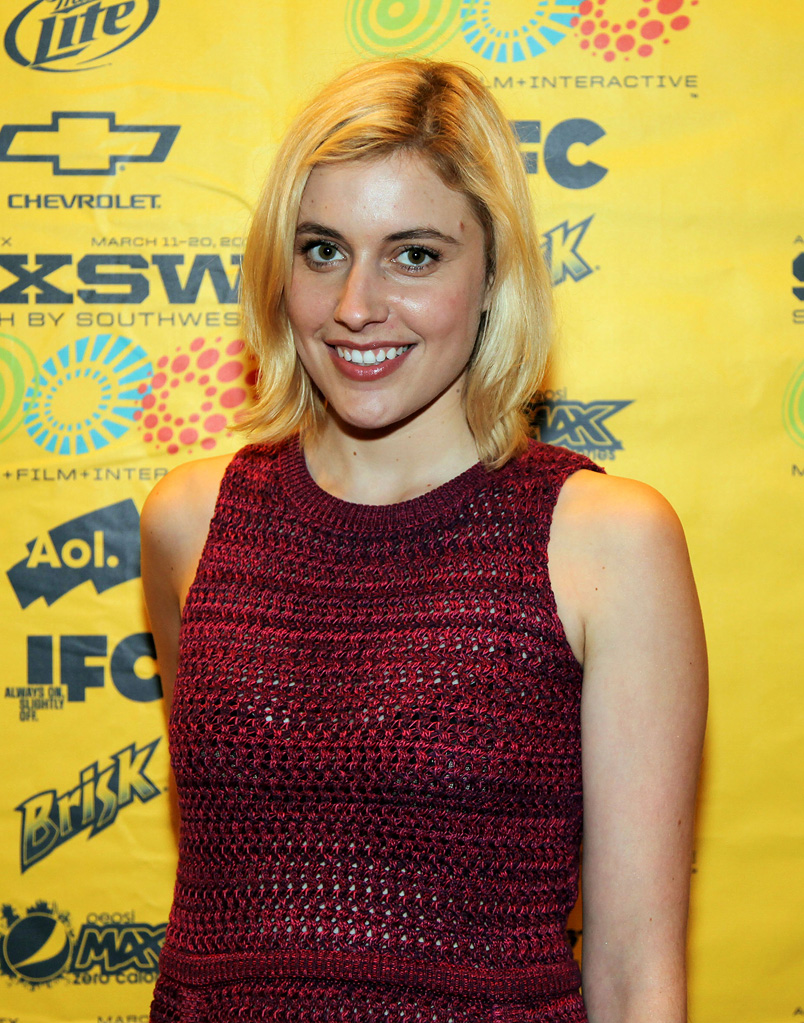 2011 SXSW Music and Film Festival Greta Gerwig