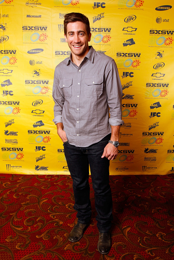 2011 SXSW Music and Film Festival Jake Gyllenhaal