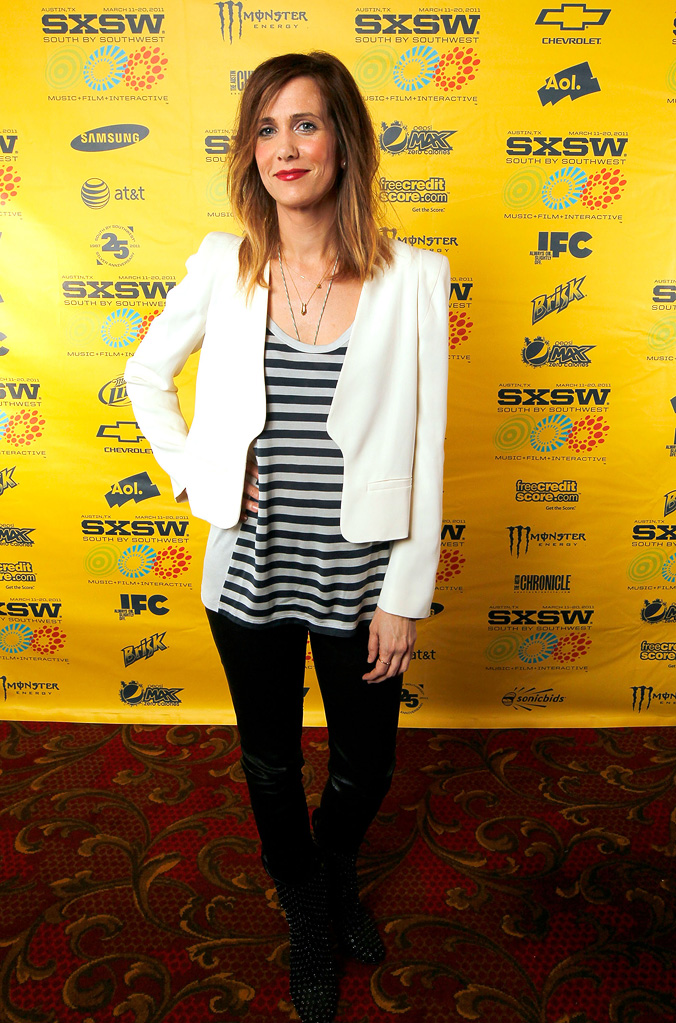 2011 SXSW Music and Film Festival Kristen Wiig
