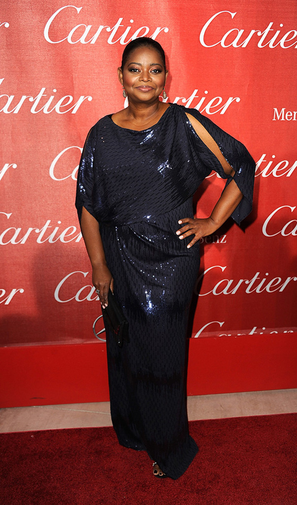 2012 Palm Springs Film Festival Awards Gala Octavia Spencer