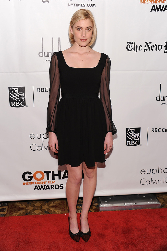 20th Annual Gotham Independent Film Awards 2010 Greta Gerwig
