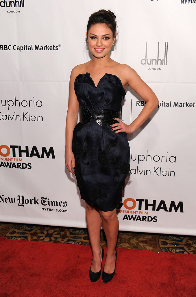 20th Annual Gotham Independent Film Awards 2010 Mila Kunis