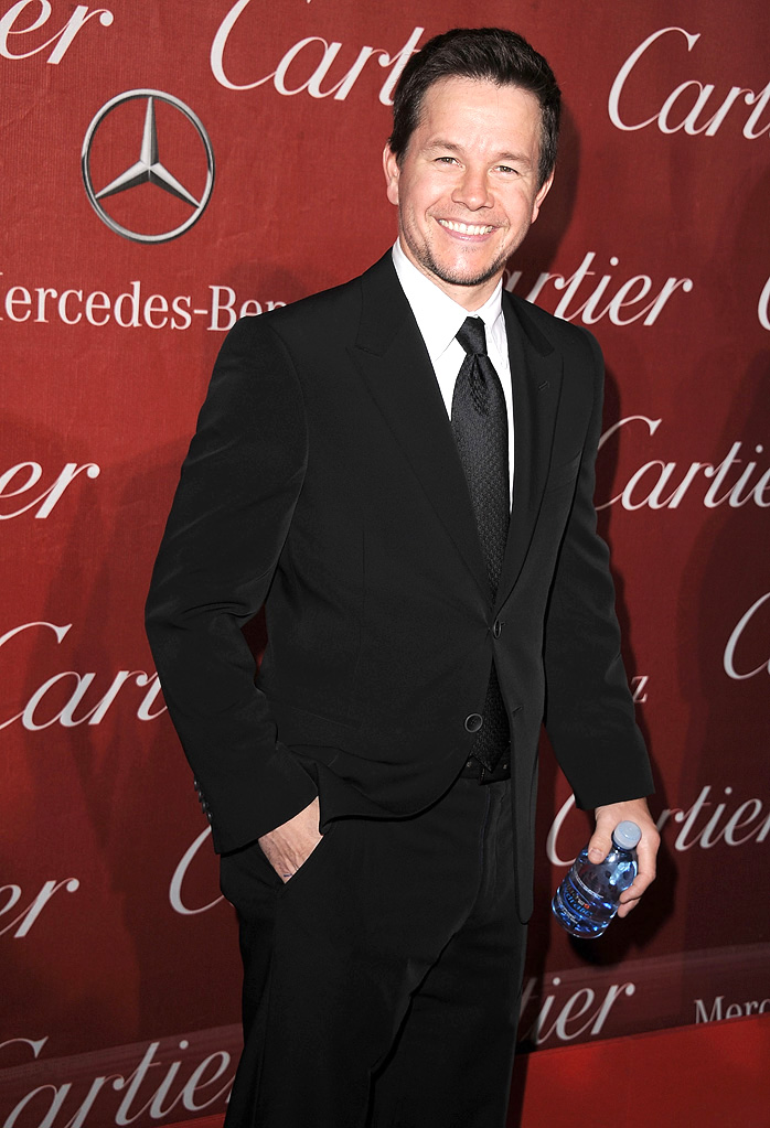 22nd Annual Palm Springs Film Festival Gala 2011 Mark Wahlberg