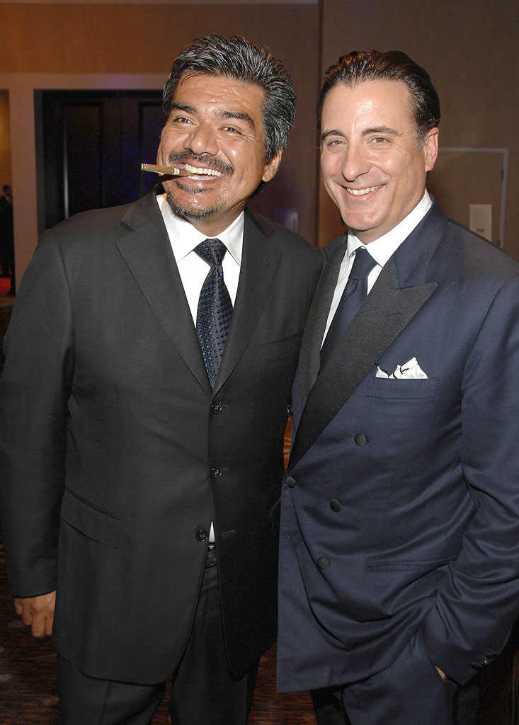 23rd Annual American Cinematheque Awards George Lopez Andy Garcia