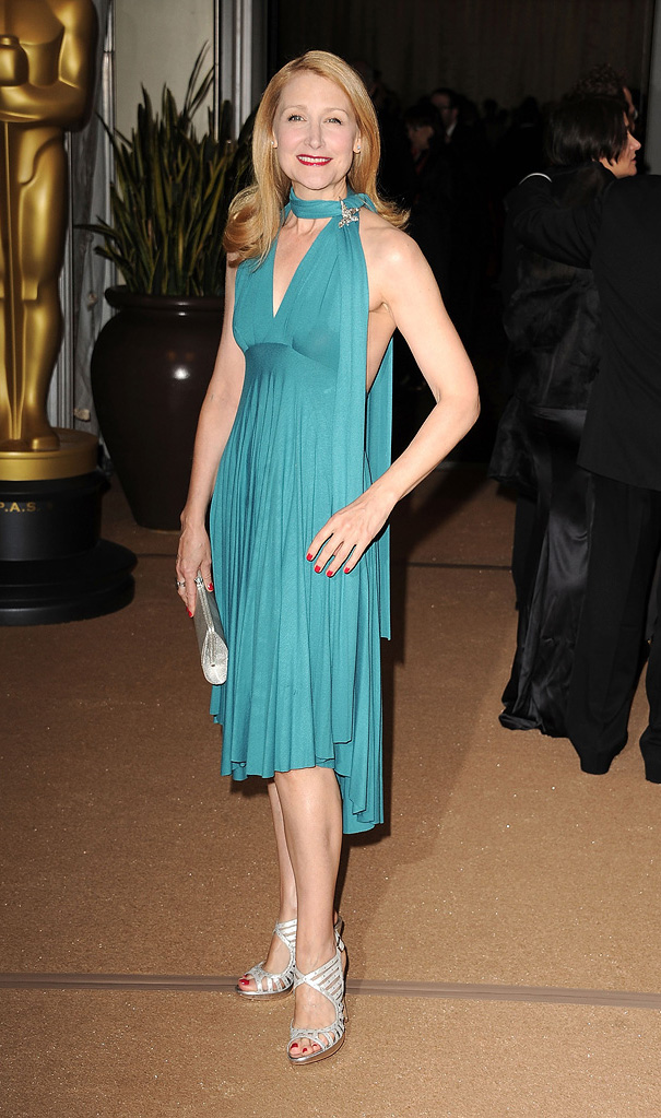 2nd Annual AMPAS Governors Awards 2010 Patricia Clarkson