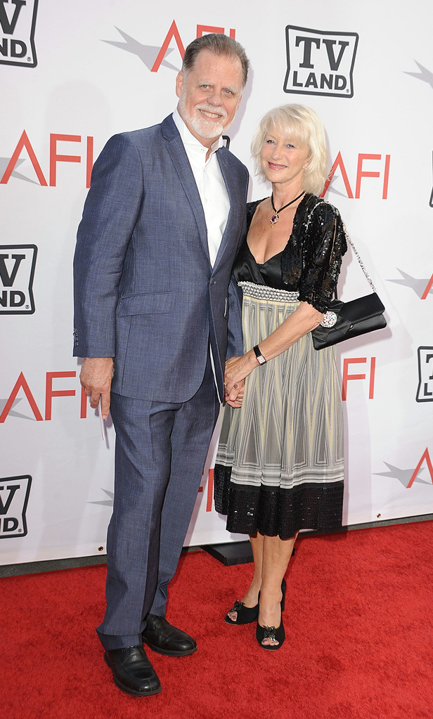38th Annual Lifetime Achievement Award Honoring Mike Nichols 2010 Taylor Hackford Helen Mirren
