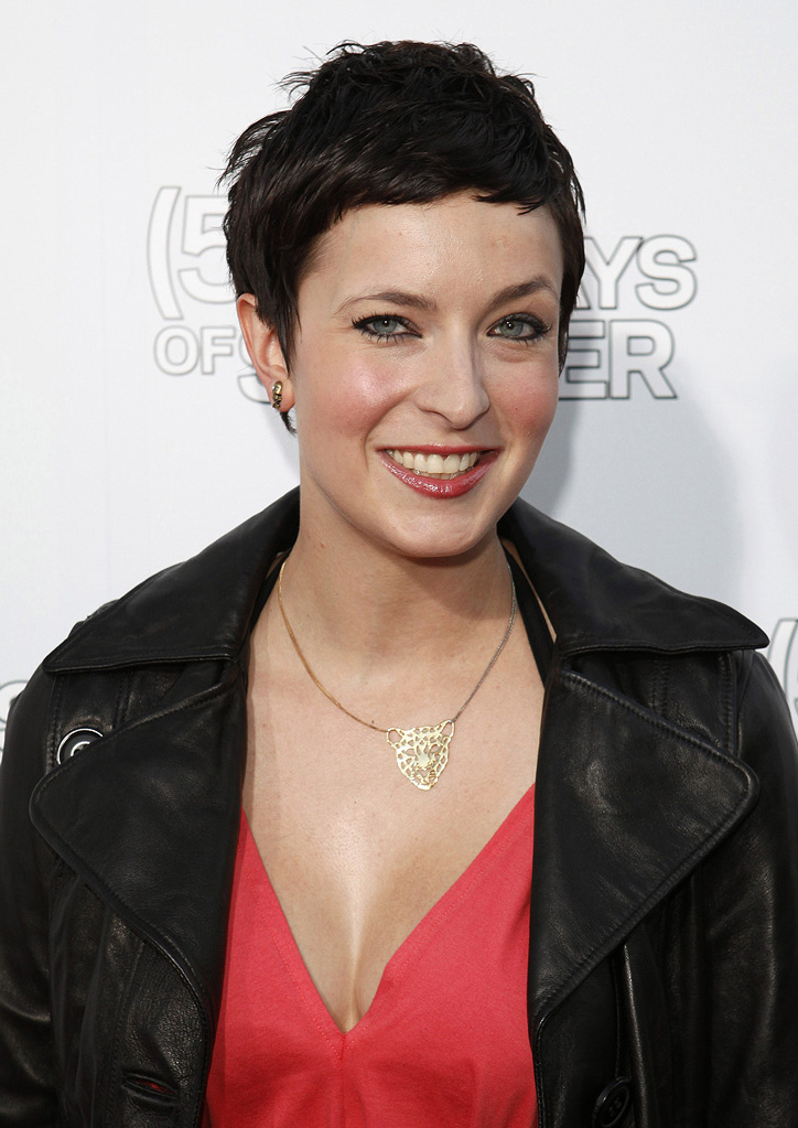 500 Days of Summer LA premiere 2009 Diablo Cody