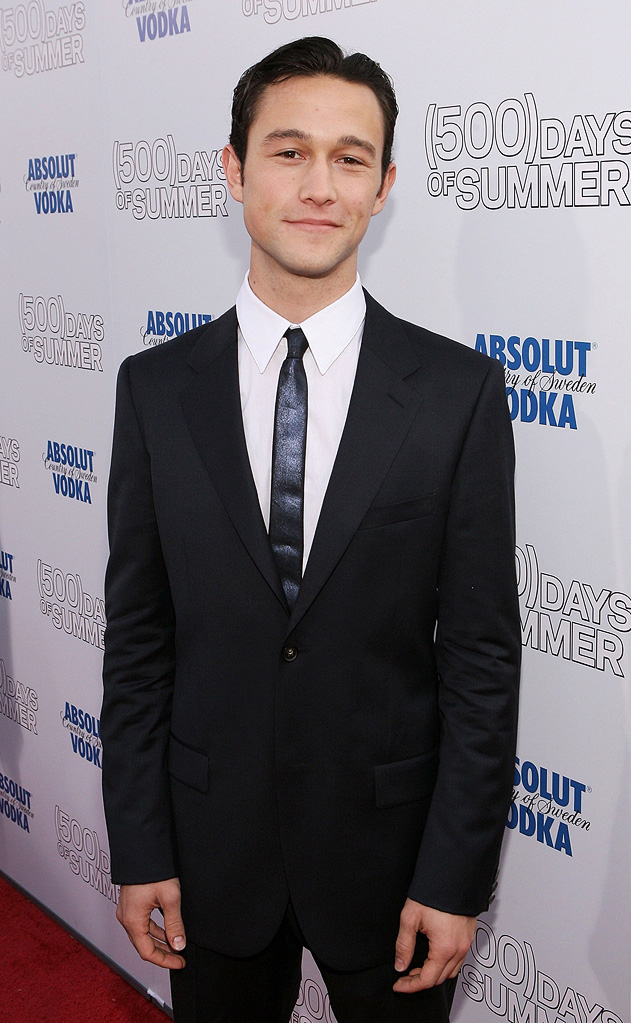 500 Days of Summer LA premiere 2009 Joseph Gordon Levitt