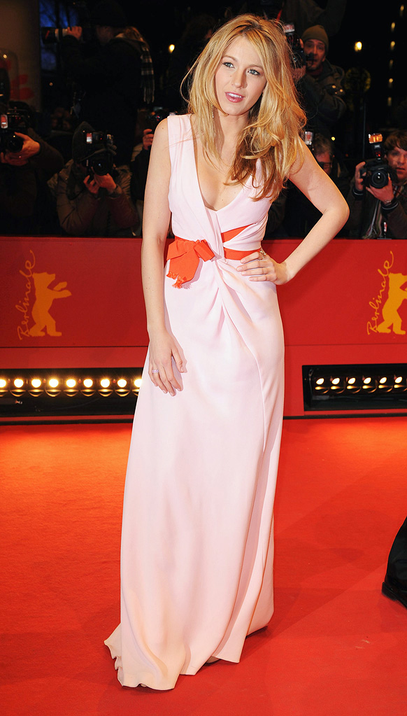59th Annual Berlin Film Festival 2009 Blake Lively
