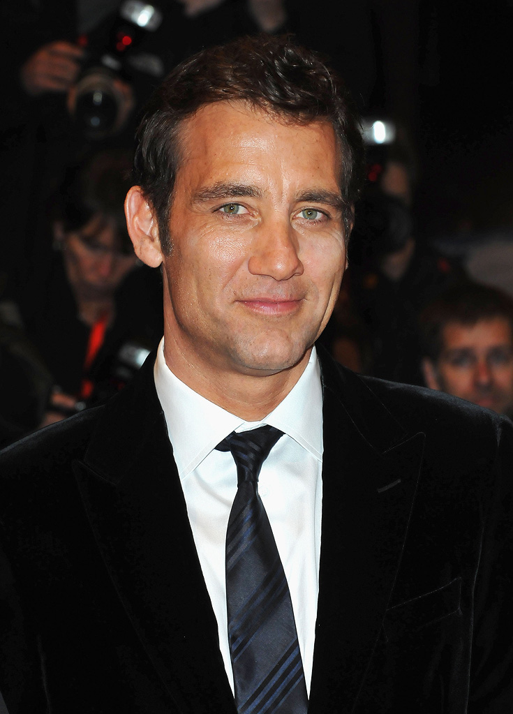 59th Annual Berlin Film Festival 2009 Clive Owen