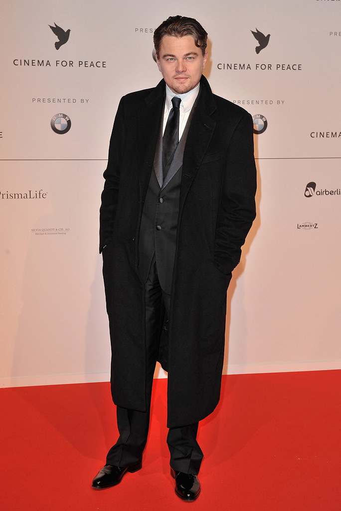 59th Annual Berlin Film Festival 2009 Leonardo DiCaprio