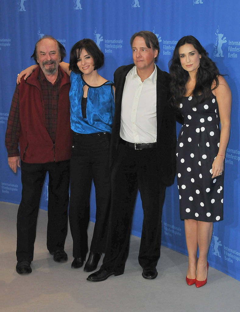 59th Annual Berlin Film Festival 2009 Rip Torn Parker Posey Mitchell Lichtenstein Demi Moore