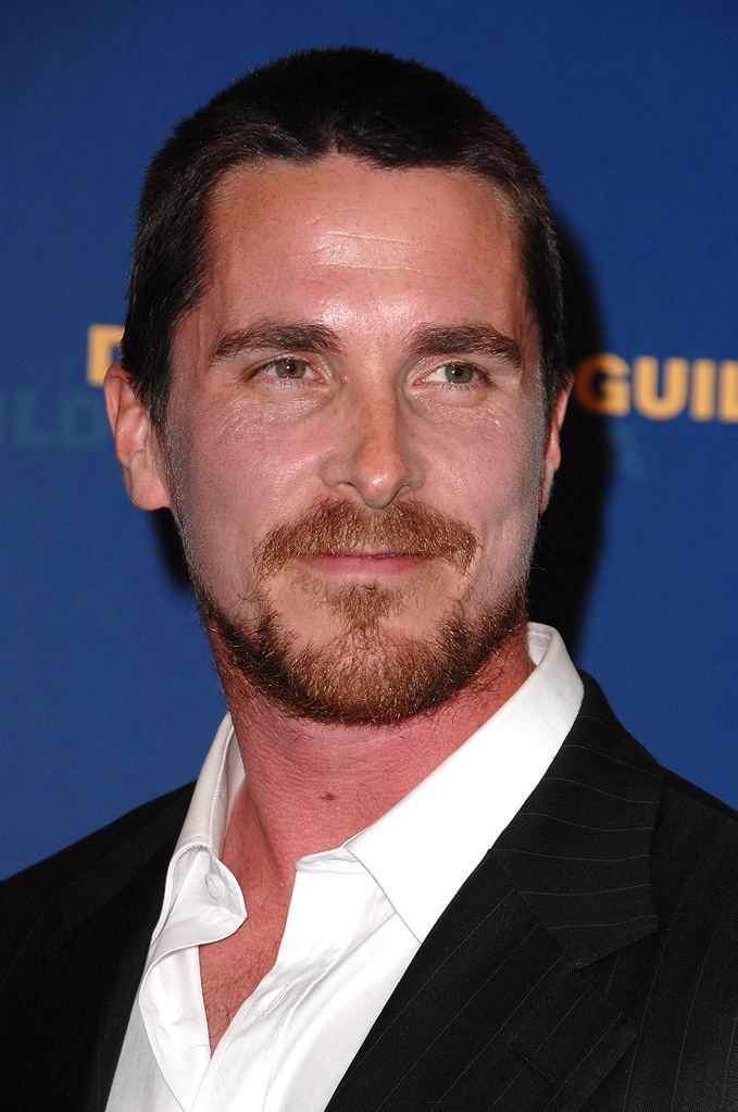 61st Annual DGA Awards 2009 Christian Bale