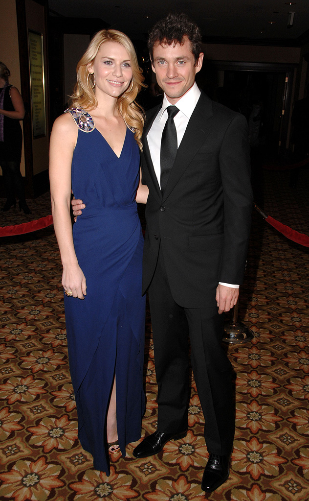 61st Annual DGA Awards 2009 Claire Danes Hugh Dancy