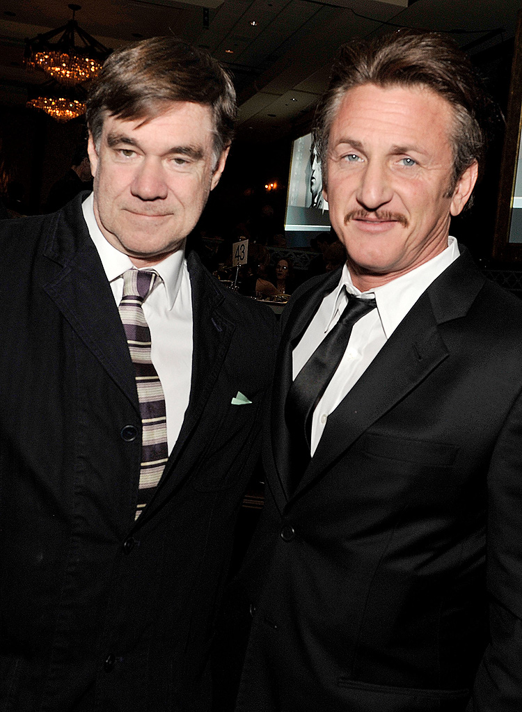 61st Annual DGA Awards 2009 Gus Van Sant Sean Penn