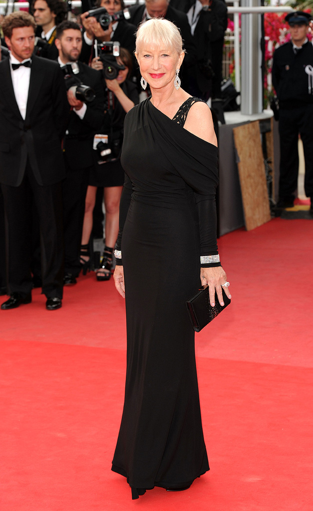 63rd Annual Cannes Film Festival 2010 Helen Mirren