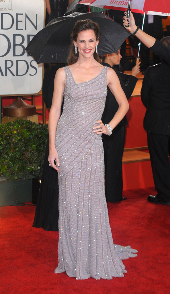 67th Annual Golden Globe Awards 2010 Jennifer Garner
